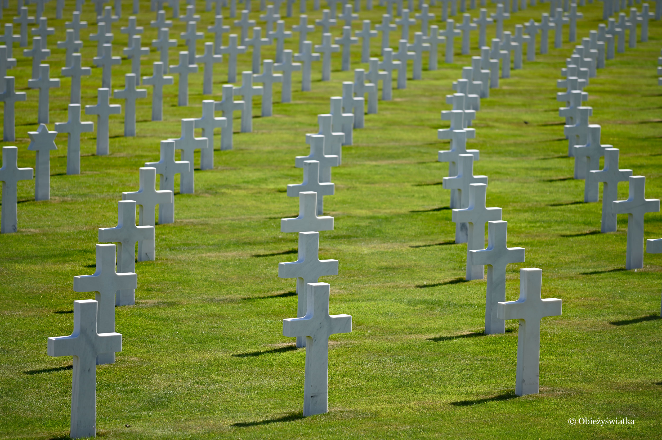 Cmentarz American Cementery and Memorial, Henri Chapelle