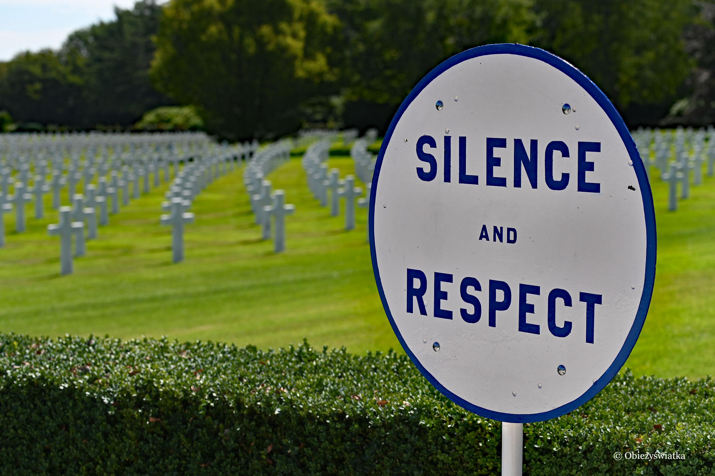 American Cementery and Memorial, Henri Chapelle, Belgia
