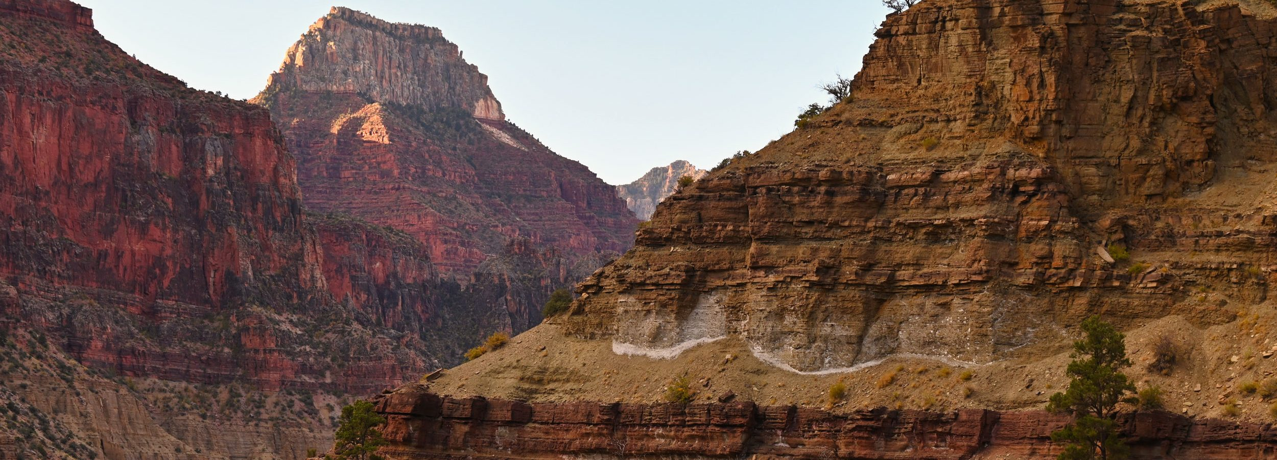 I hiked the Grand Canyon!