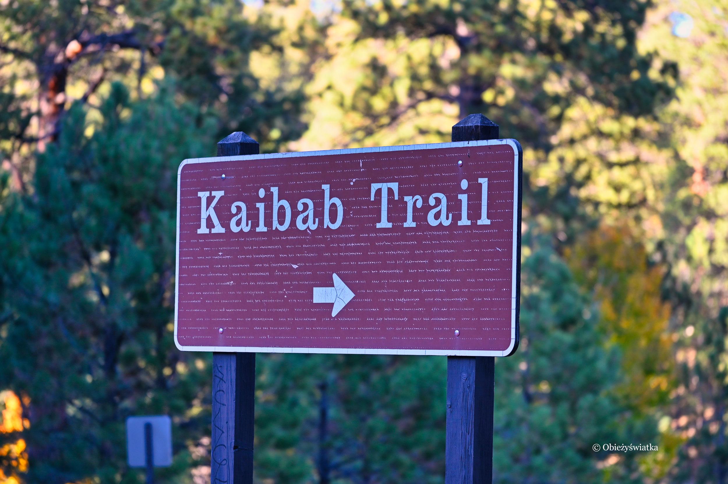 North Kaibab Trail, North Rim, Grand Canyon