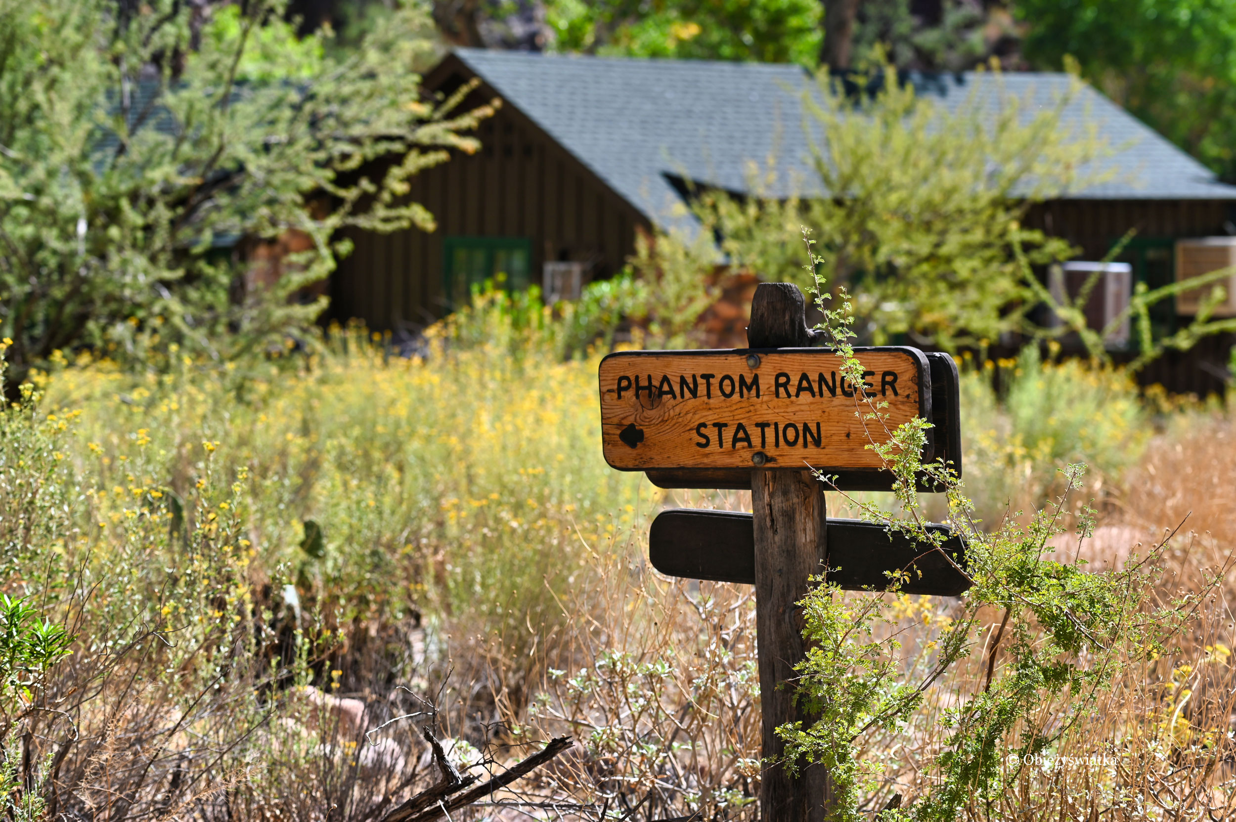 Phantom Ranch, Grand Canyon, Arizona