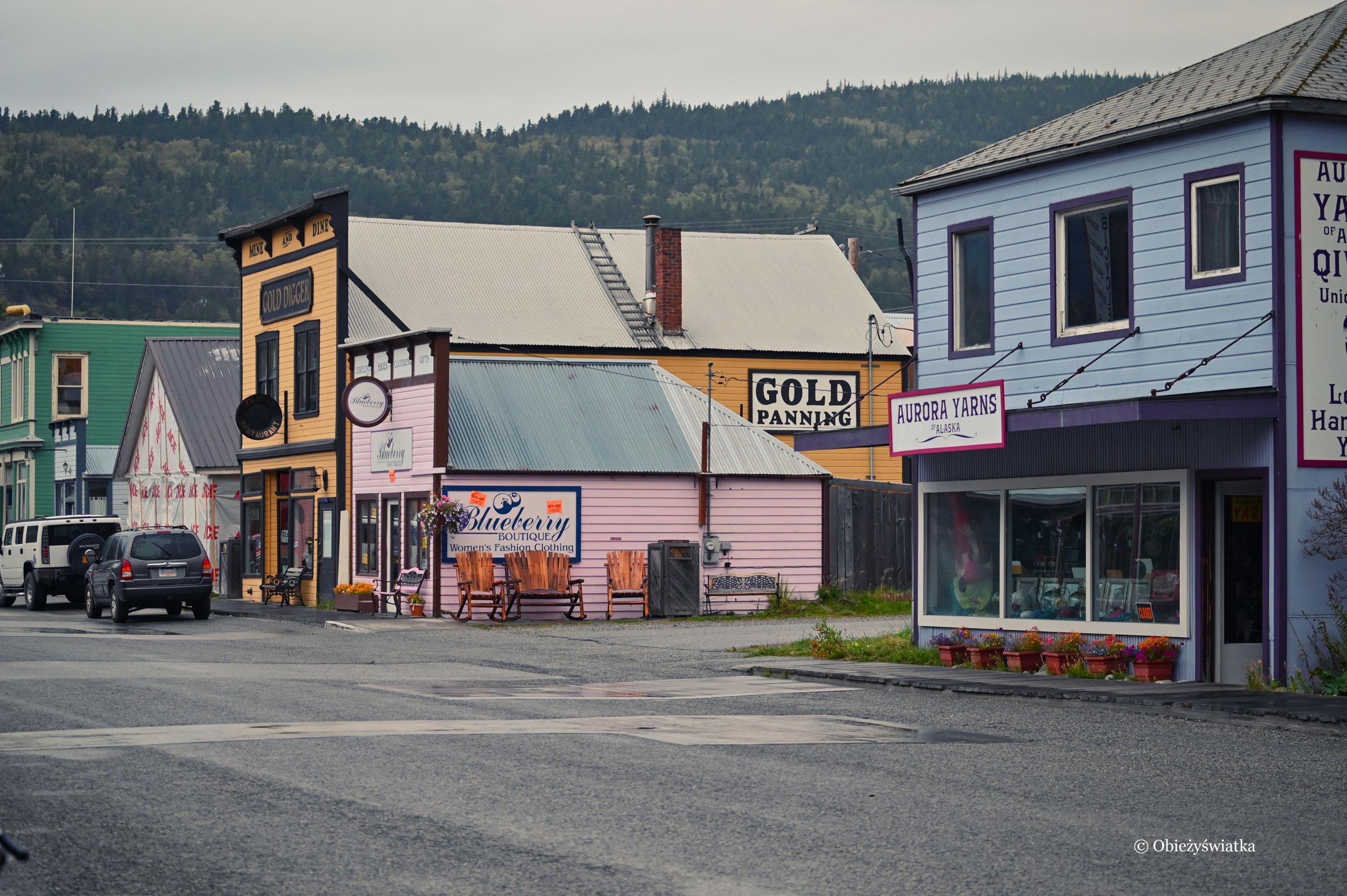 Po sezonie..., Skagway, Alaska