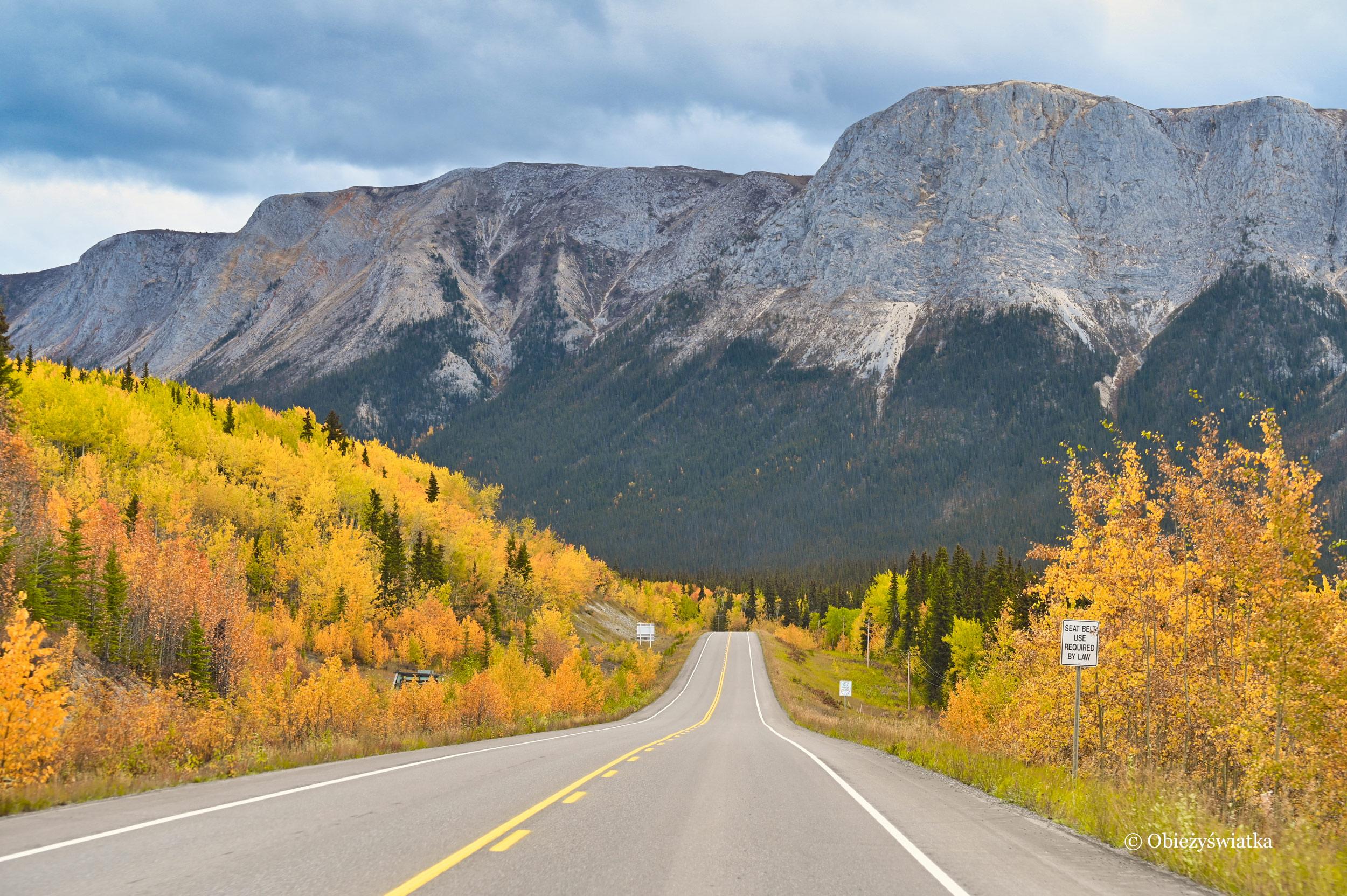 Klondike Highway, Yukon, Kanada