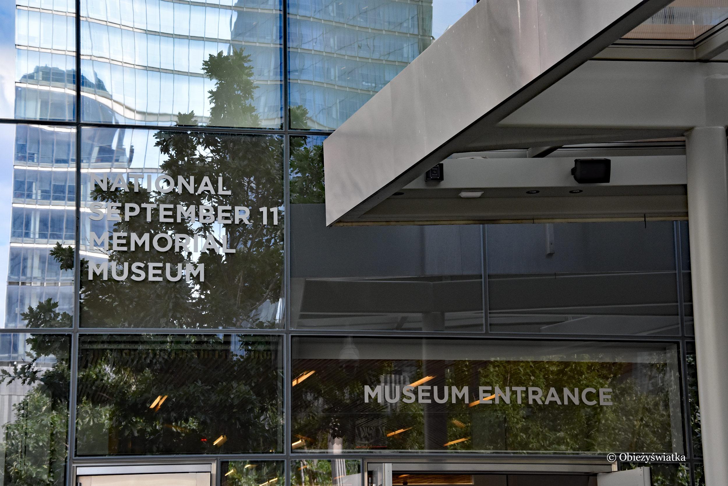 National Memorial September 11, NYC